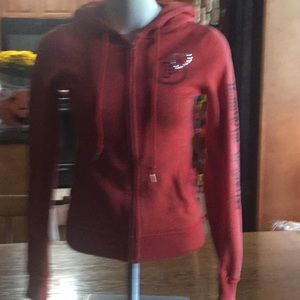 Girls Junior size S Cincinnati Bearcats jacket